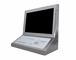 "21.5"" Operator Station PC for cleanroom"
