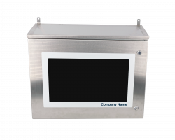 Open Frame Monitor - Integrated in stainless steel chassis