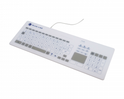 Antibacterial Touch Keyboard