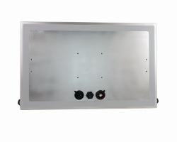 "21.5"" HMI Panel PC for Cleanroom - Example of I/O configuration"