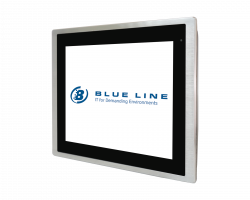 Waterproof Panel Mount HMI Monitor 7200