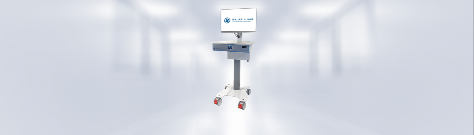 Light weight Mobile Operator Station for biotech and pharmaceutical industries