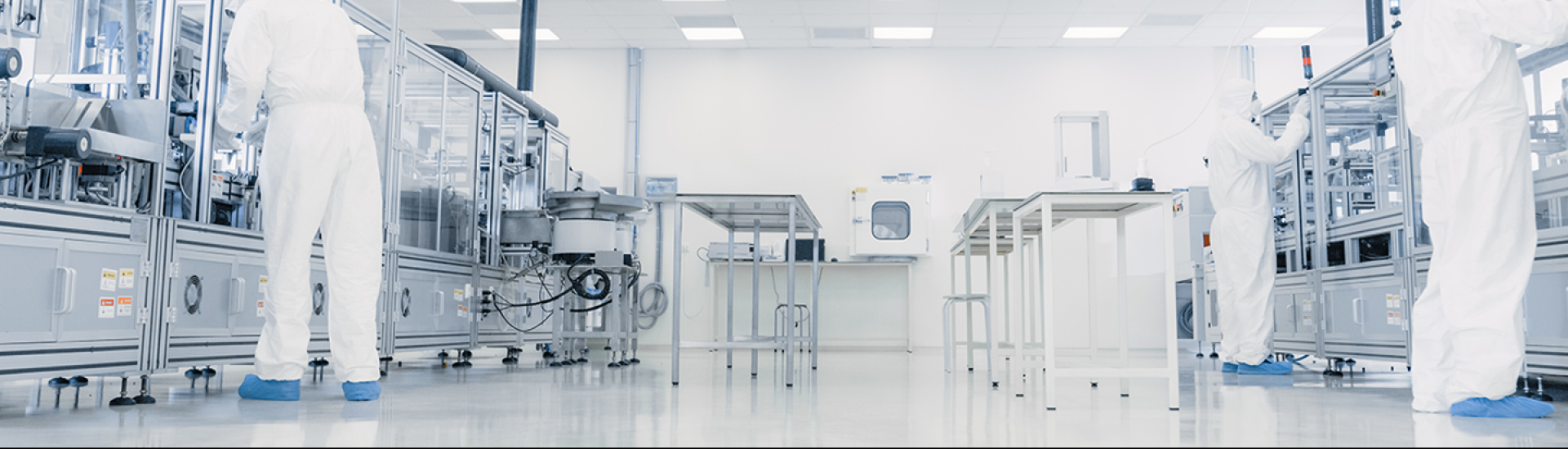 Cleanroom - FDA and EU classifications