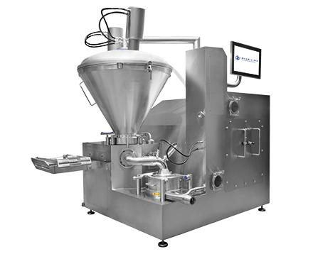 Integration in food processing machinery