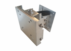 2-axis wall mount