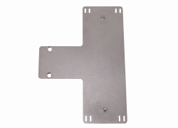 Mounting plate for scanner