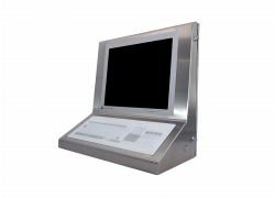 "19"" Operator Station Monitor for cleanroom"