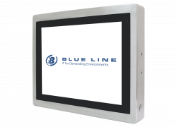 Waterproof Stainless Steel HMI Monitor 7500