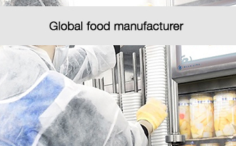 Global food manufacturer