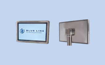 HMI monitor and panel PC for life science – new product range