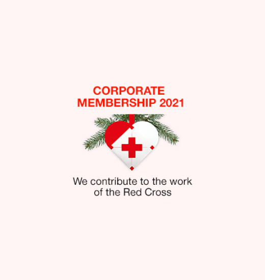 Corporate membership 2021 - Red Cross